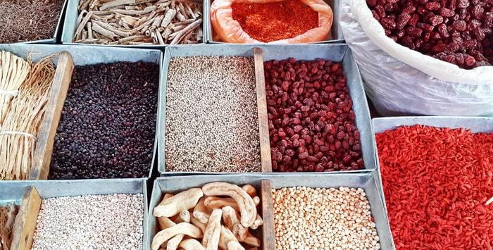 shaxi-friday market