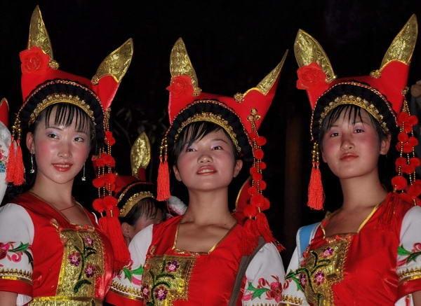 Liu-Sanjie-Ligt-Show